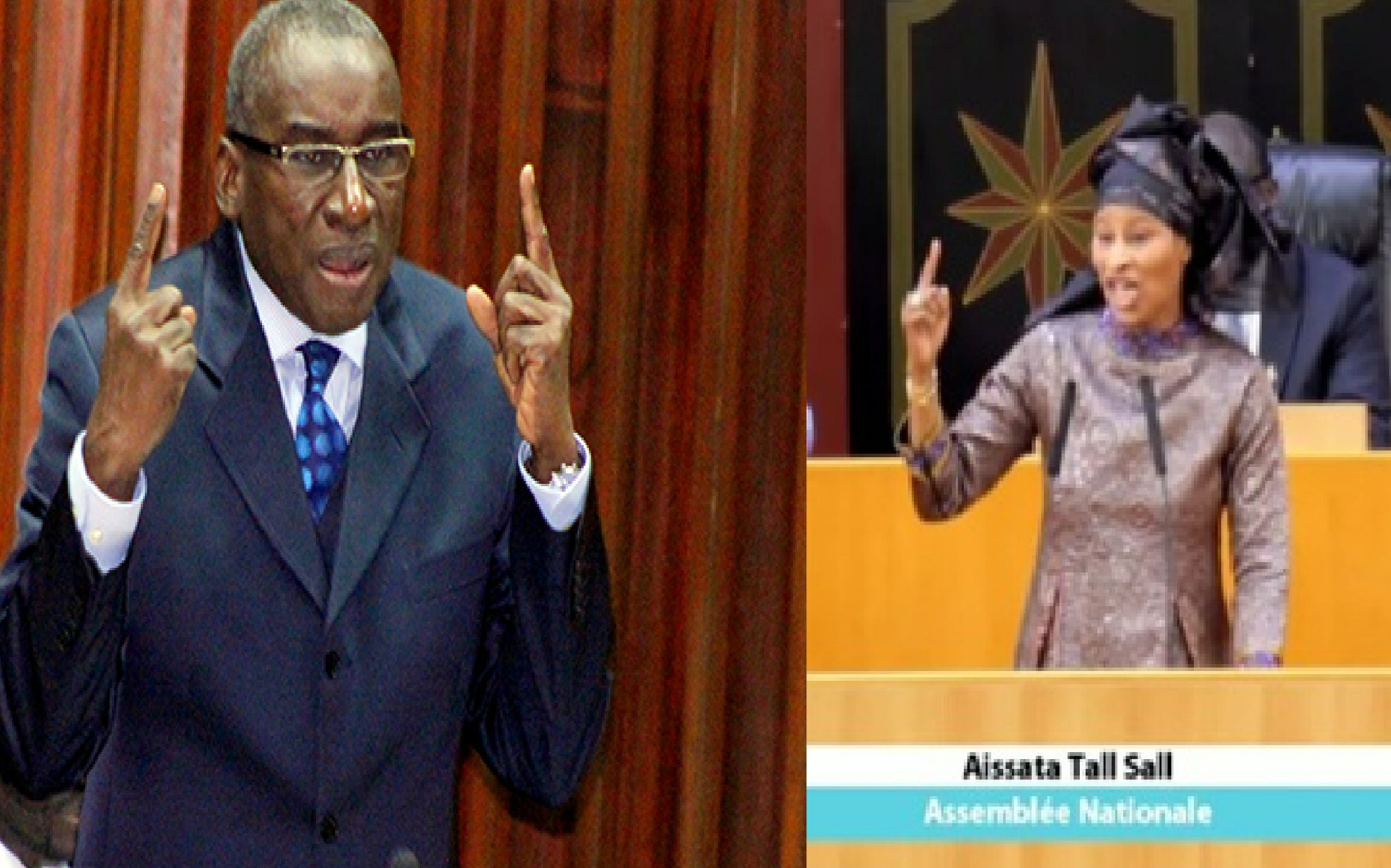 Distribution à tout va de la grâce et de la liberté conditionnelle : Sévèrement critiqué par les députés, Sidiki Kaba se fâche