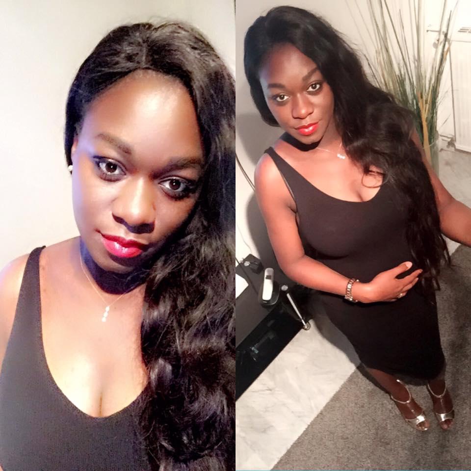 Khady Ndiaye Bijou : Les premières images après son accouchement