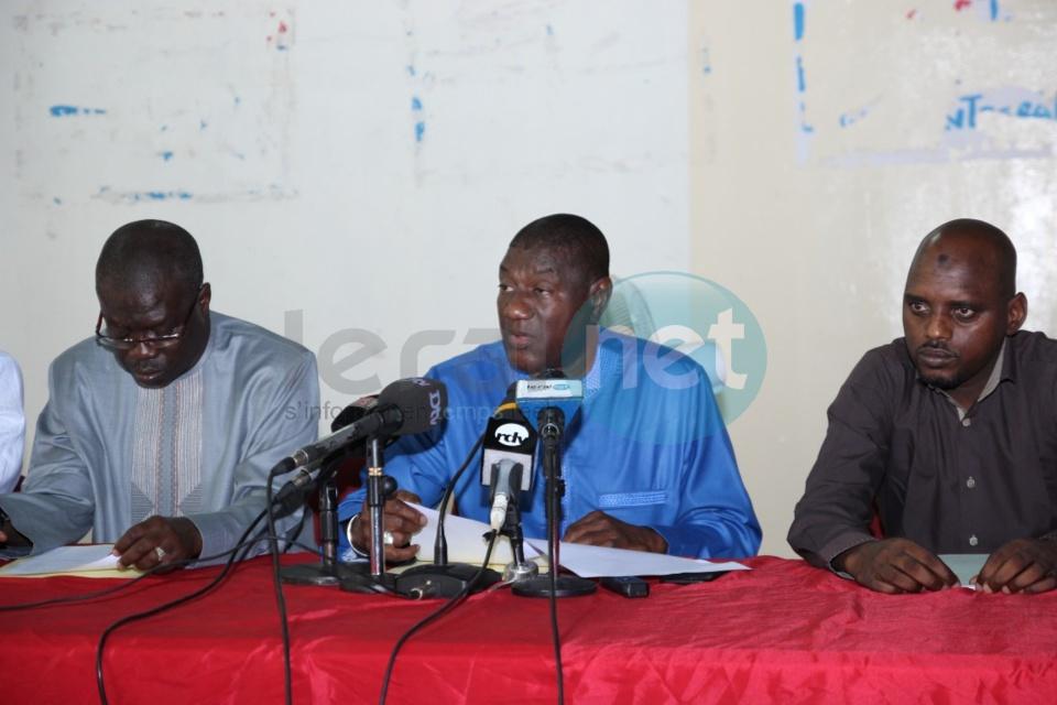 Régularisation des ex-travailleurs de la Senelec : La Cnts loue les compétences managériales incontestables de Mouhamadou Makhtar Cissé