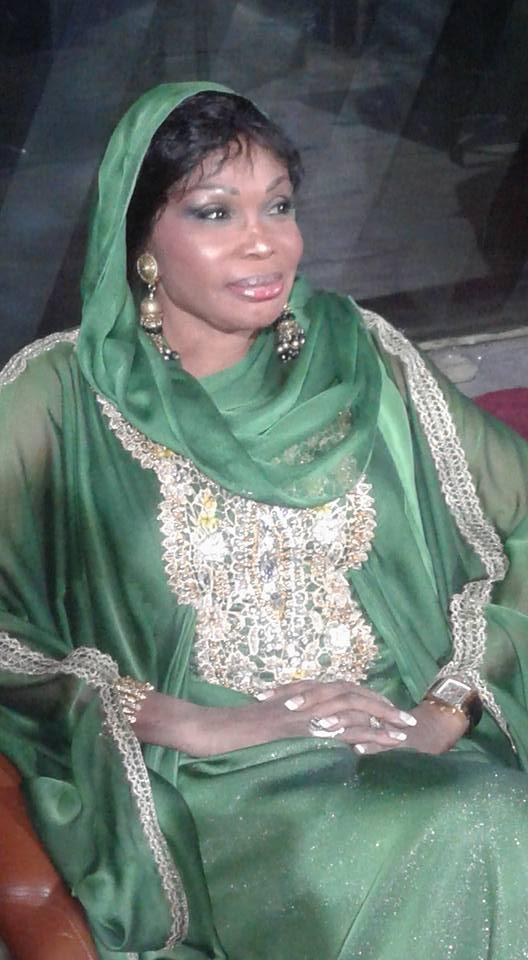 Diouma Dieng Diakhaté: Son don généreux pour la prise en charge carcérale des femmes en privation de liberté.