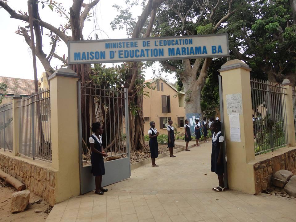 Concours général 2016 :  La Maison d'éducation Mariama Bâ en tête du classement