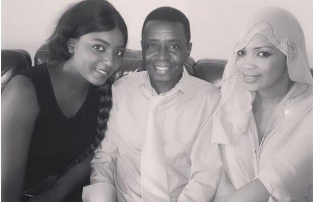 "Thierno Diallo, Maman et Adama de ""Un Café avec..."" en toute complicité"