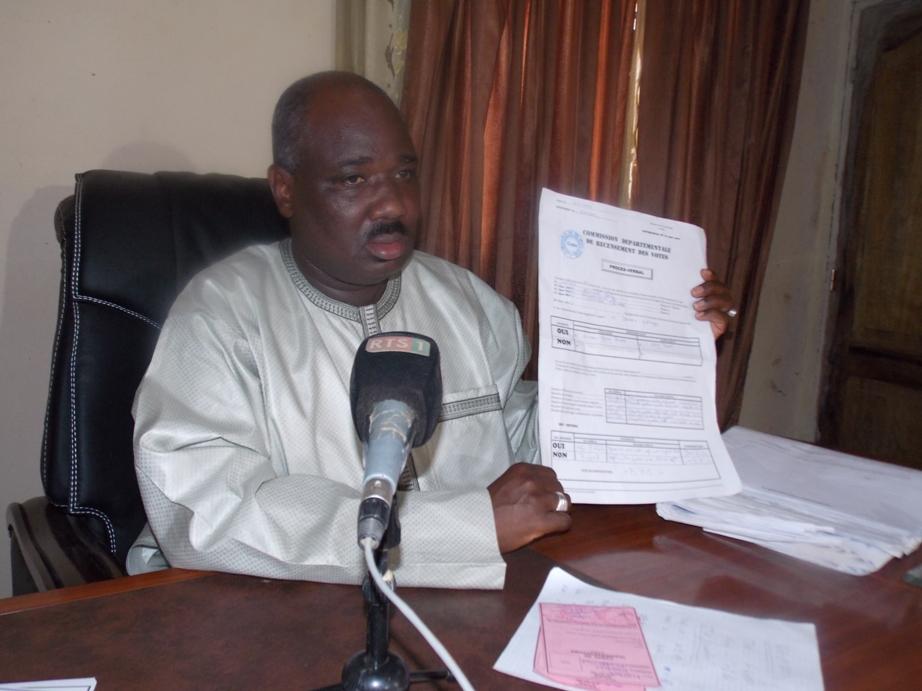 Thilogne : Les chefs religieux crachent sur le riz de Farba Ngom