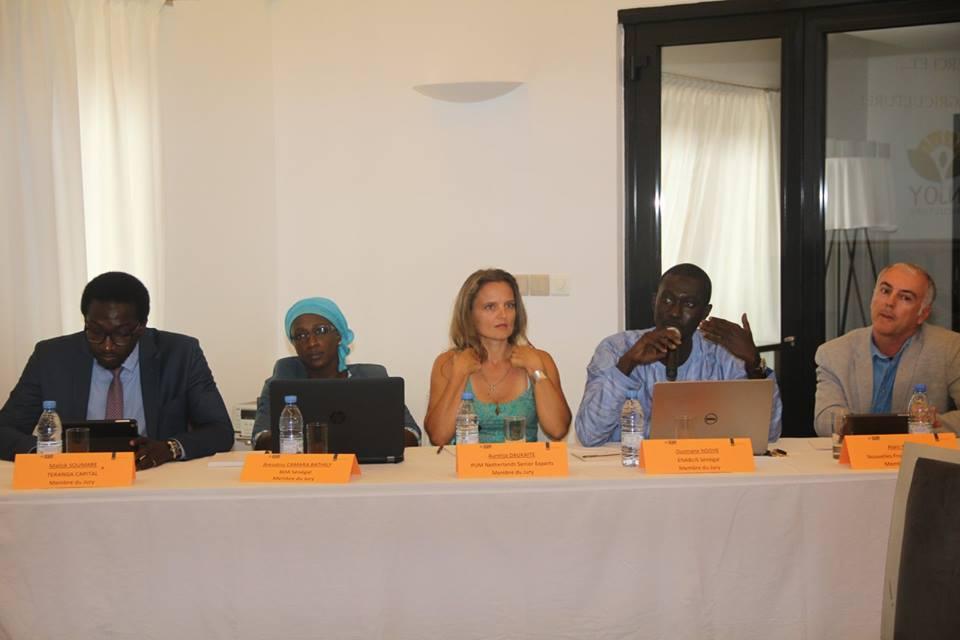 1° édition du Concours de plan d'affaires : Initiative RSE Sénégal et l'Ambassade des Pays-Bas au Sénégal