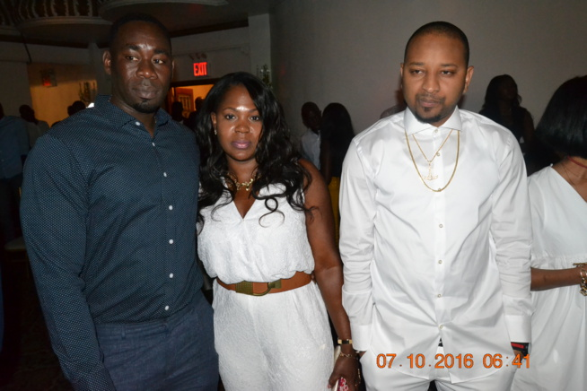 American tour:   Les images du Grand Beguë  de Pape Diouf feat Bay Babou à New York
