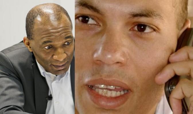 Que mijotent Karim Wade et Michel Atangana…?