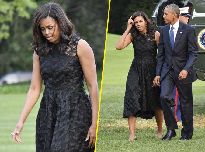 Michelle Obama menacée de mort, un policier américain interpellé