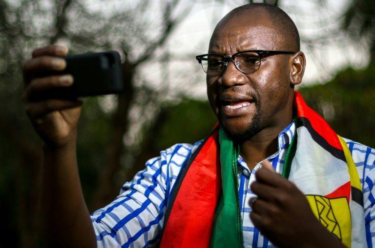 """Zimbabwe : Le leader de la contestation appelle à """"continuer"""" la grève"""