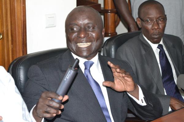 Protocole de Rebeuss : Oumar Sarr en rajoute une couche et... achève Idrissa Seck