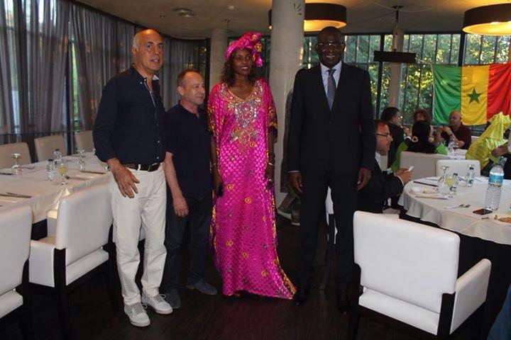 Nuit culturelle sénégalaise au Portugal présidée par SEM Cheikh Tidiane Ndoye