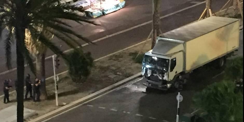Nouvel attentat en France: Des dizaines de morts à Nice