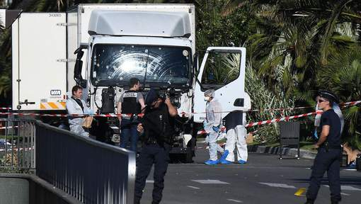 Attentat de Nice : L'auteur a été identifié