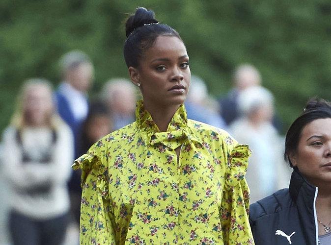 Rihanna : présente à Nice, elle est évacuée d'urgence