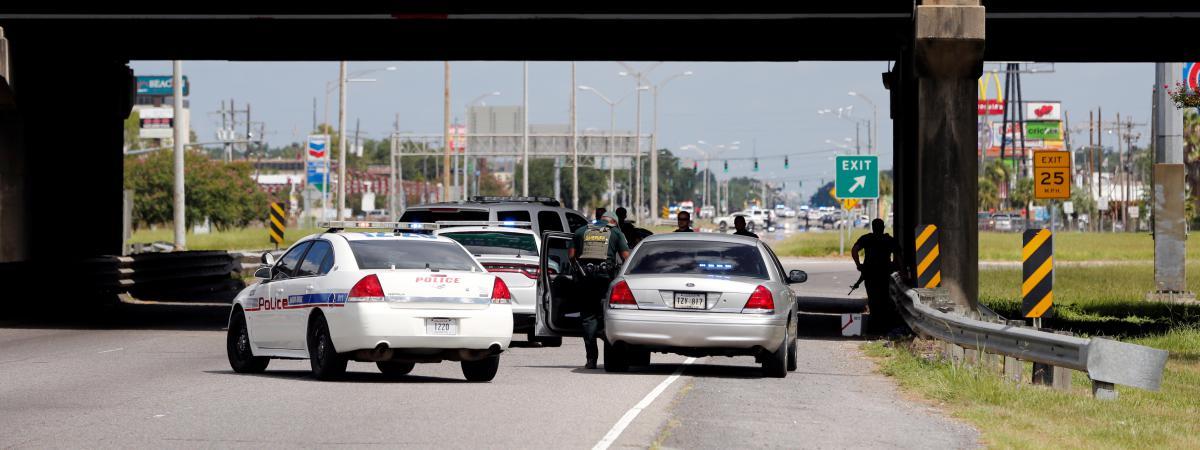 États-Unis : au moins trois policiers tués dans une fusillade à Bâton-Rouge en Louisiane