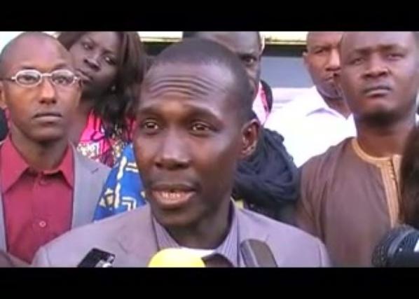 Arrêté pour avoir menacé de s'immoler, Ousmane Kâ finalement libéré