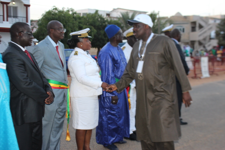 Farba Ngom bénéficie toujours de la confiance de Macky