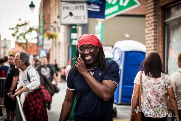Photos - Elage Diouf en tournée américaine