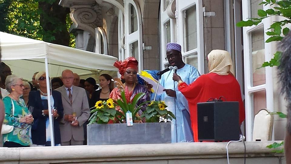Belgique  : l'Ambassadeur Amadou Diop reçoit la communauté sénégalaise et ses amis du Benelux