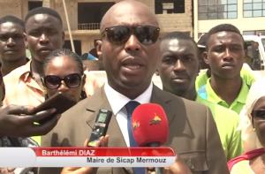 Visite du maire de Mermoz à Kaolack : Barthélémy Dias balise le chemin de Khalifa