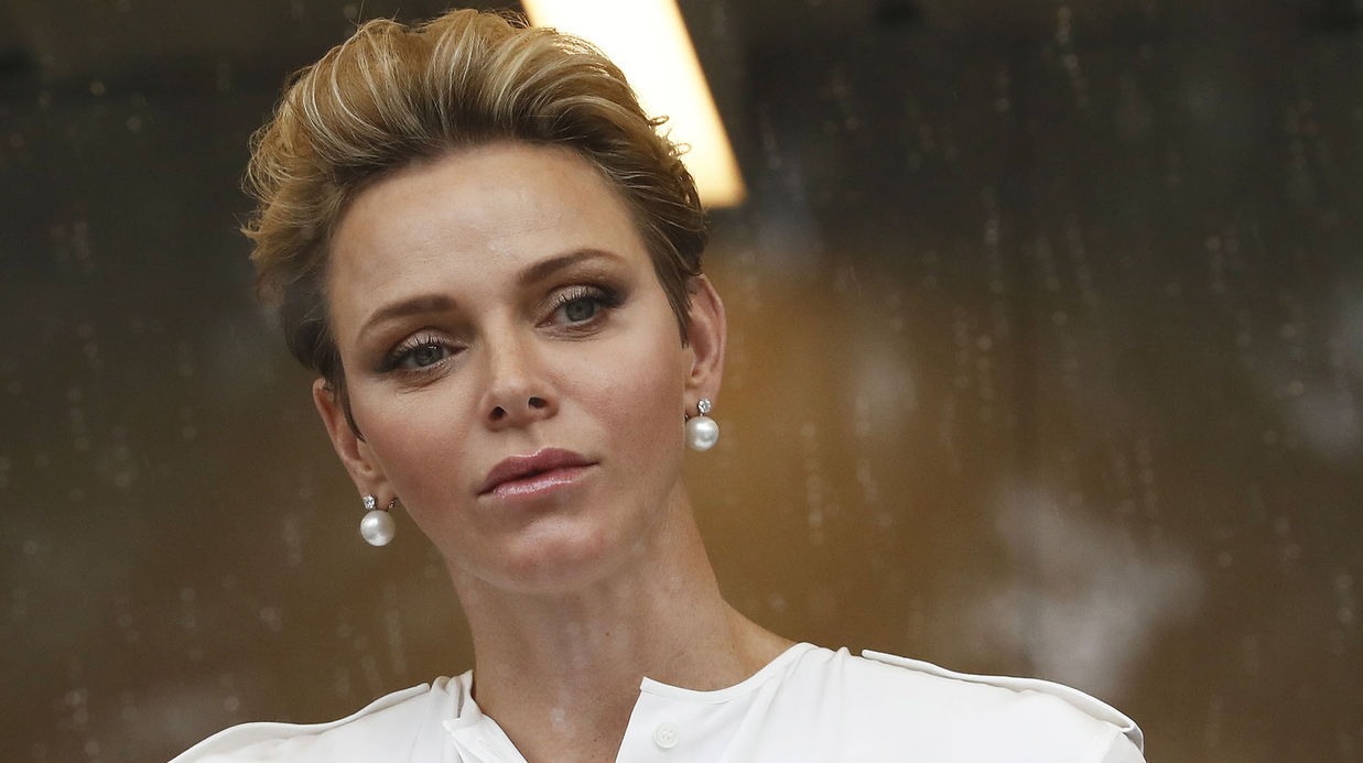 Charlène de Monaco : inquiète pour sa santé, elle n'ira pas à Rio pour les J.O.