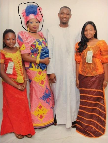 Manifestation de l'opposition gambienne : Fanta, la sœur de Inna Jawara, de retour après 11 ans aux Etats Unis, prend 3 ans ferme
