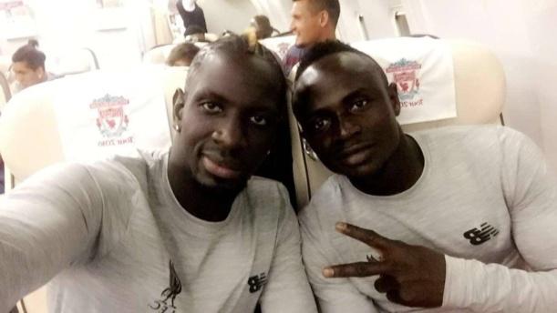 Sakho et Sadio Mané : Moment de complicité entre joueurs de Liverpool