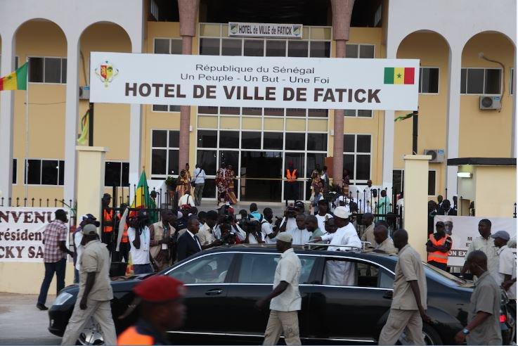 """Attribution de parcelles à Fatick : Le honteux """"tong-tong"""" de bouki - Mamadou Biguine Guèye"""