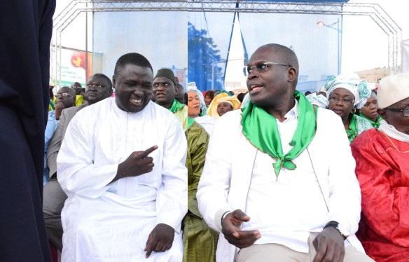 """Le Préfet de Dakar interdit le meeting de Khalifa Sall et Co... Bamba Fall """"déchire"""" la mesure préfectorale et promet..."""