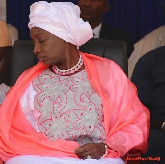 Refus de respecter les procédures sécuritaires: Mimi Touré débarquée d'un vol de Delta