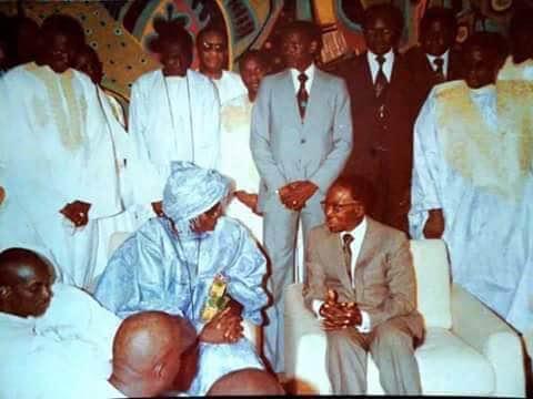 Cheikh Abdoul Ahad Mbacké, un fervent Mouride Saadikh qui a fait face aux ruses des élites temporelles du Sénégal et de l'Occident - Par Khadim Mbacke ibn Serigne Modou Mbacké