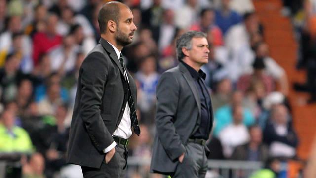 Angleterre-Manchester City : Guardiola évoque ses retrouvailles avec Mourinho