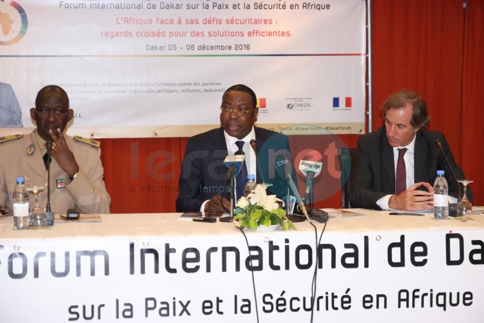 Forum Paix et Sécurité : Une quinzaine de chefs d'Etat attendus, selon Mankeur Ndiaye