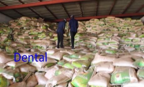 Drame à Mbao : Le mur d'un hangar de riz s'affaisse et fait un mort et quatre blessés