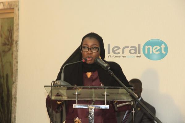 Déchargée de ses fonctions : Nafi Ngom Keïta était en réunion quand elle a appris son limogeage
