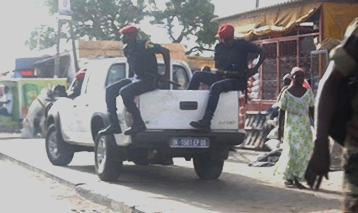 Arrêté puis libéré à Kaolack : Le Brigadier en retraite Cheikhna Keïta rumine sa colère