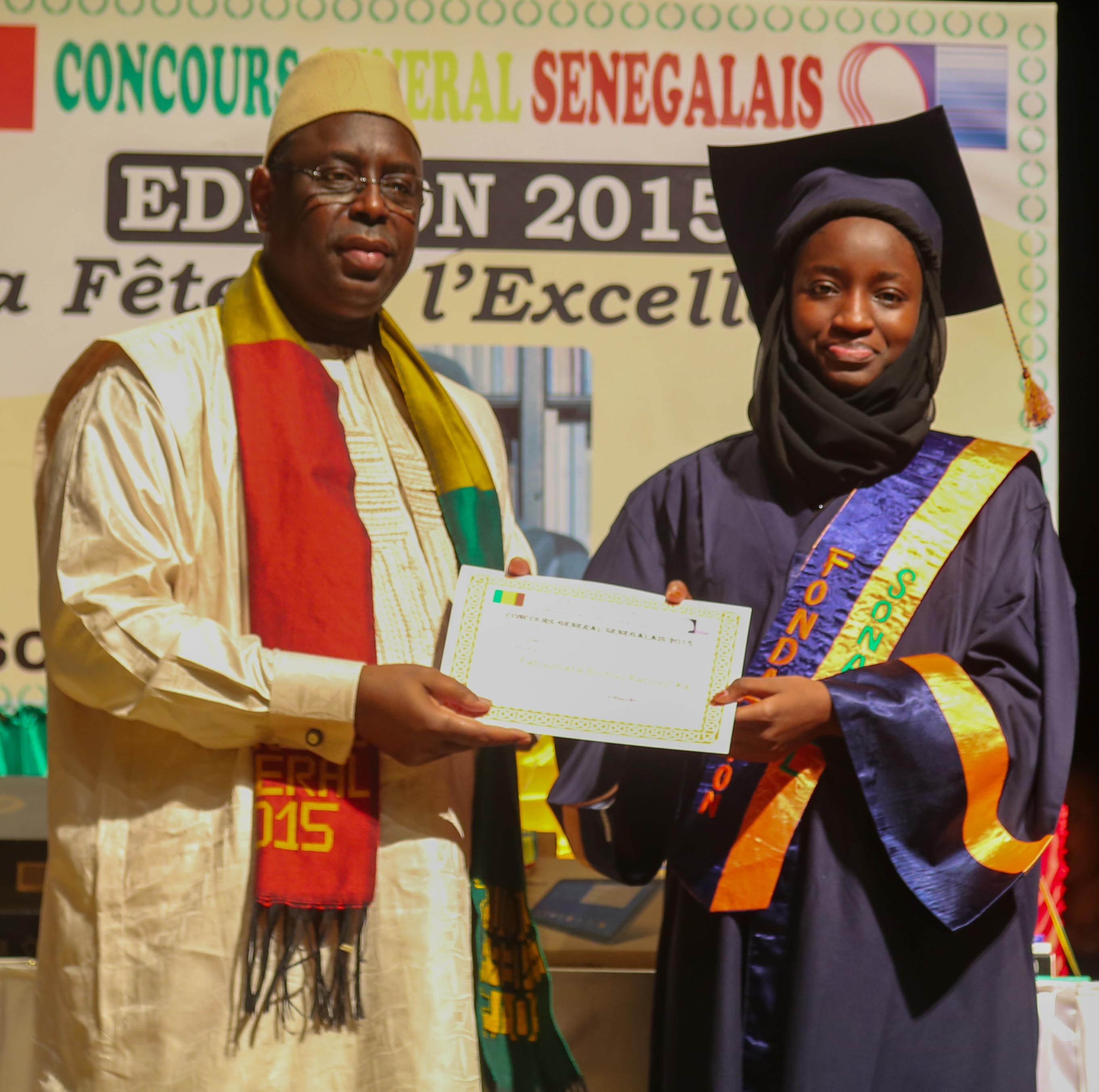 Concours général : La Diaspora sénégalaise offre 1,2 million Cfa à 4 lauréats