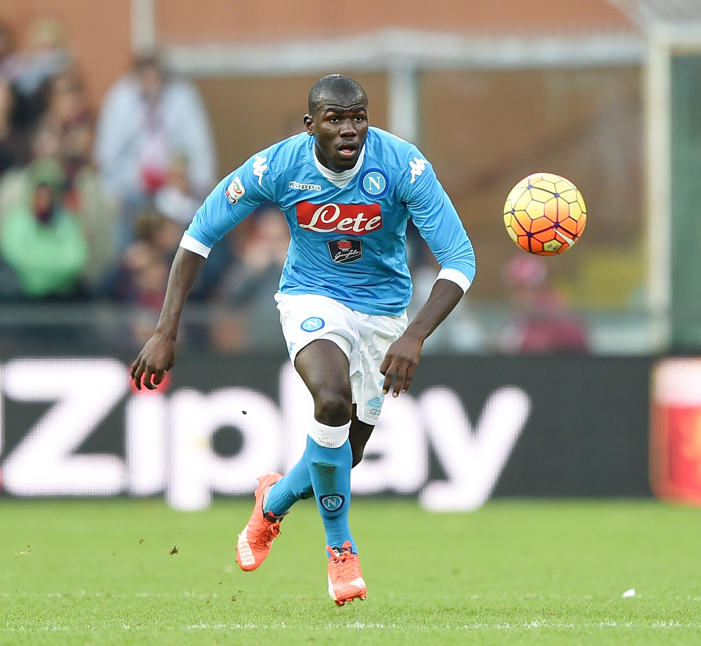 Chelsea relance Naples pour Koulibaly