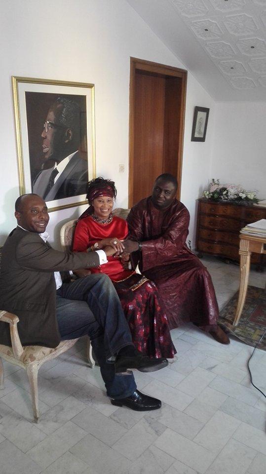 Meeting socialiste de feu samedi : Jonction entre Aissata Tall, Khalifa Sall, Barthélémy Dias et Bamba Fall