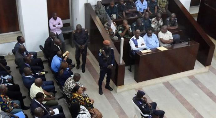 CHEIKH SIDATY MANE ET CHEIKH DIOP AU JUGE: «Il y a une erreur dans le premier jugement, nous n'avons pas tué le policier»
