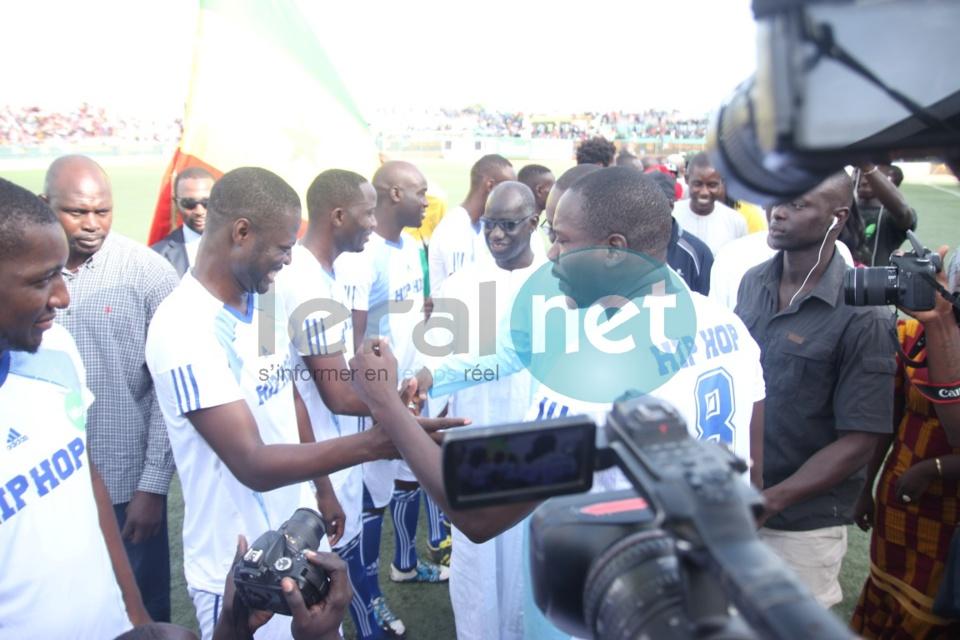 21 Photos- les temps forts du match de gala mbalakhmen Vs rappeurs
