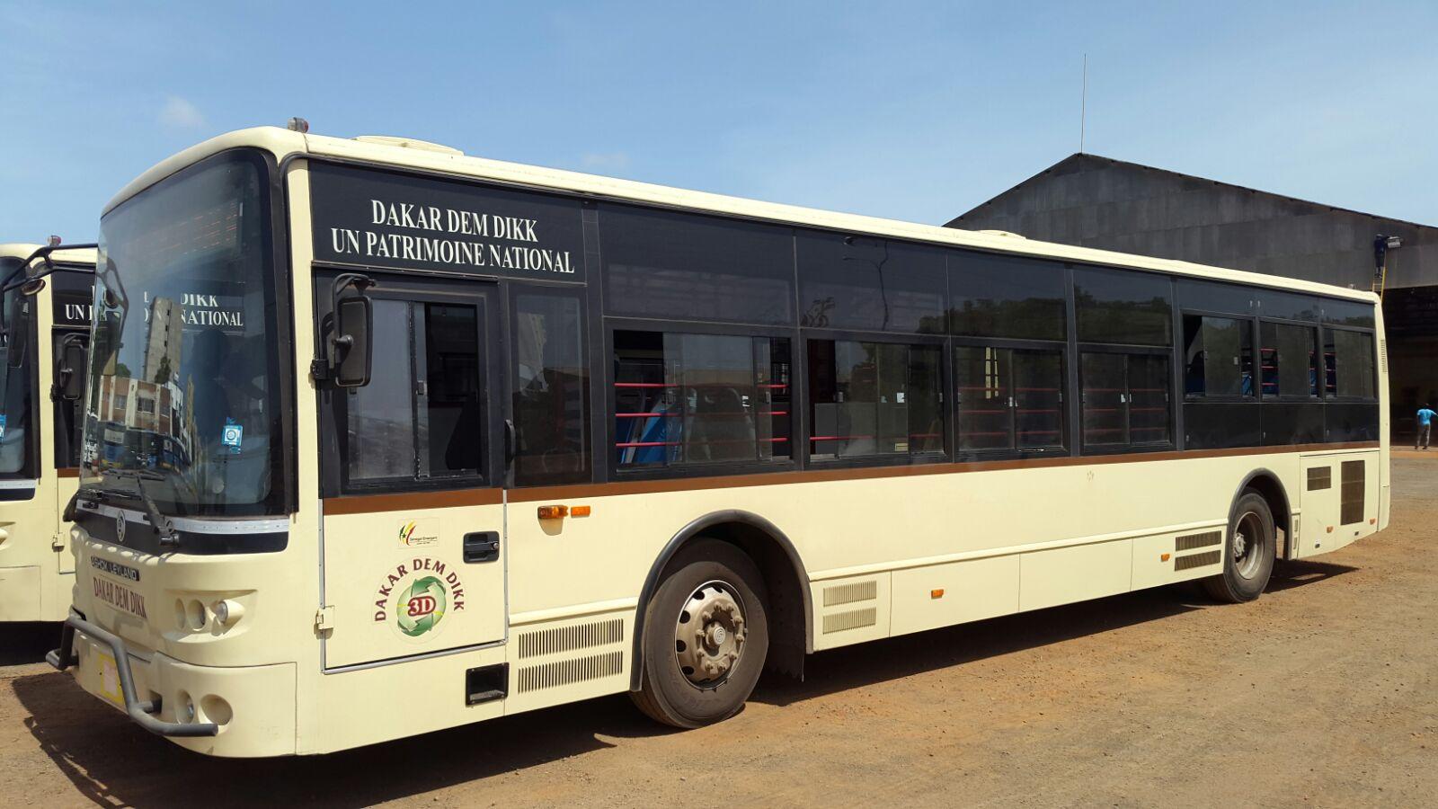 Renforcement du Parc de Dakar Dem Dikk : Les longues attentes au niveau des arrêts bus, bientôt un mauvais souvenir