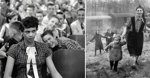 Ces 32 photos historiques et très rares vont vous replonger dans les coulisses de notre Histoire... Elles sont fascinantes !
