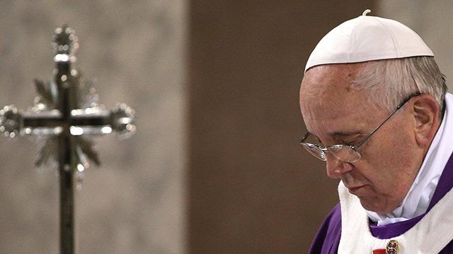 Pour le pape François : Il n'est pas « juste d'associer islam et violences »