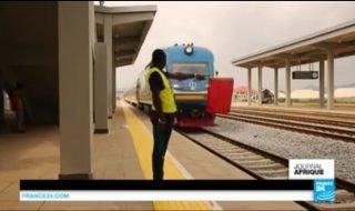 Vidéo - Le TGV Nigérian opérationnel. Regardez