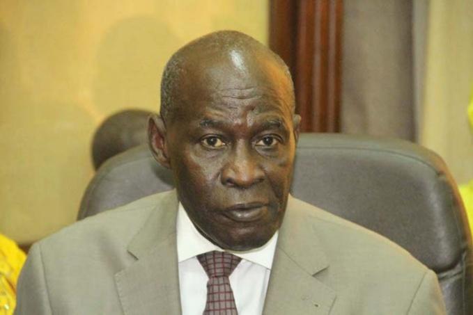Urgent: Décès de Lamine Niang, président de la chambre de commerce de Dakar
