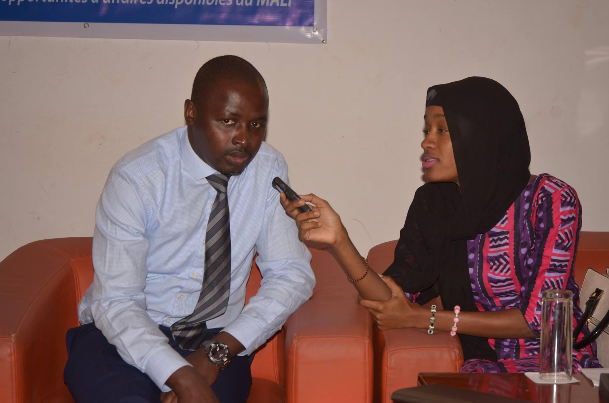 Interview M. Yaya Tall Directeur Associé de www.bam223.com