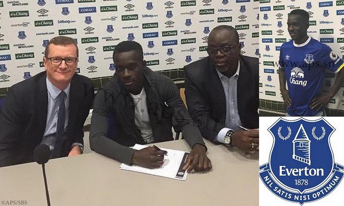 Angleterre : L'international Idrissa Gana Guèye signe à Everton pour 4 ans