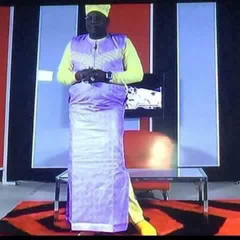 Lamine Samba répond à ses detracteurs : « Je suis le top model des journalistes »