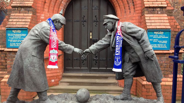Sadio Mané et Idrissa Gana Guèye au cœur de la Merseyside derby