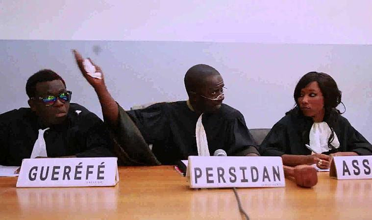 Moustapha Gaye, comédien et président de «Rirou Tribunal» sur la 2s Tv: «Nous méritons l'accompagnement du ministère de la Justice»